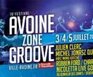 Festival avoine zone groove