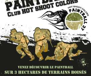 Paintball  37 hot shoot colors