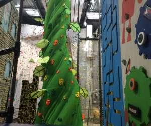 Funny climb