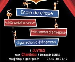 Ecole du cirque georget