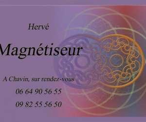 Hervé magnétiseur