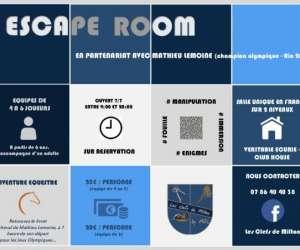 Escape room: rêve olympique