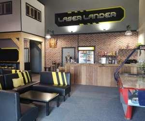 Laserlander