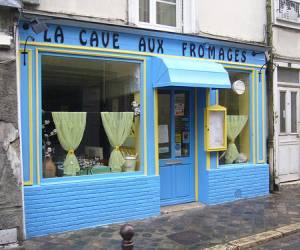 La cave aux fromages