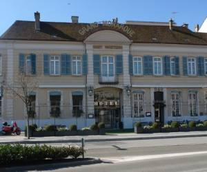 Hôtel restaurant grand monarque