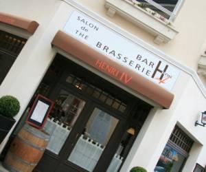Brasserie henri iv