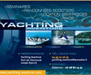 Yachting aventure