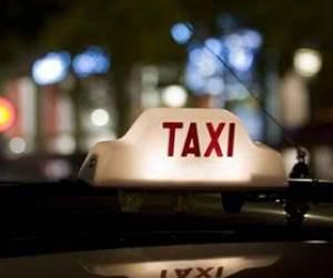 Ajaccio allo taxis
