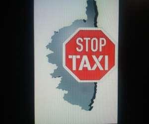 Stop taxi