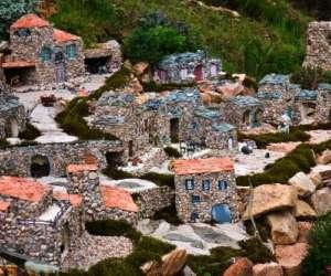 Musee du village miniature corse et breton
