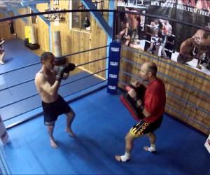 Aiacciu kick boxing