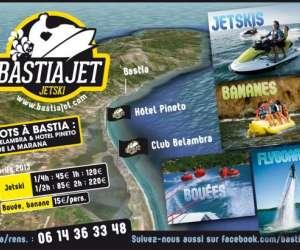 Bastiajet- location et  randonnées en jet ski