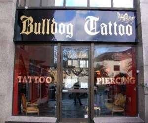 photo Bulldog Tattoo