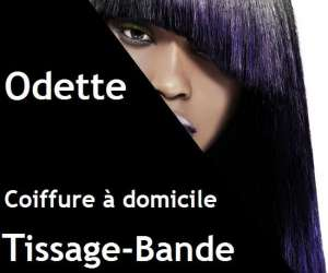 Odette coiffure afro
