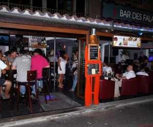 Bar brasserie des falaises