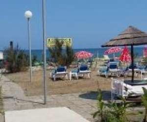 Camping europa-beach