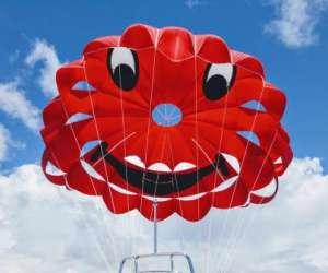 Neptune parachute ascensionnel ajaccio