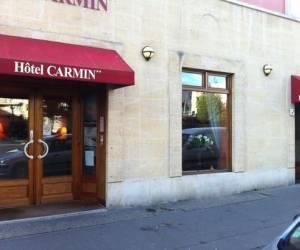 Hôtel carmin