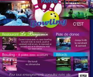 Le parvis bowling