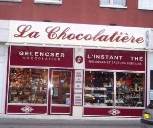 Gelencser chocolatier - la chocolatiere