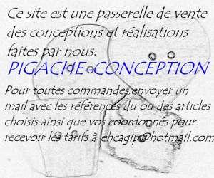 Pigache-conception
