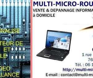 Multi micro rouen