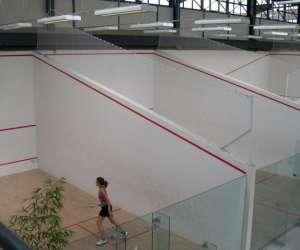 Squash gym foot en salle et badminton