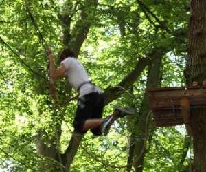 Woody park, parc de loisirs a fecamp en normandie
