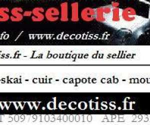 Decotiss.    -  la  boutique  du  sellier