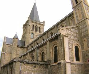 Eglise saint denis de sanvic