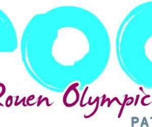 Rouen olympic  club - danse sur glace et synchronise
