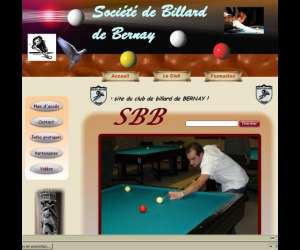 Billard club de bernay