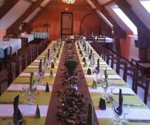 Auberge du pressoir,  restaurant et banquet