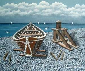 Jean marc  maussang  - peinture artistique