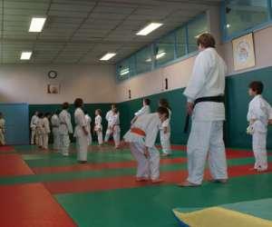 Judo ju jitsu taiso