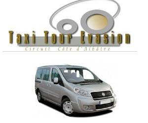 Taxi tour evasion