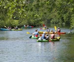 Location de canoë kayak