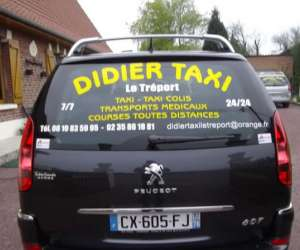 Didier taxi le treport