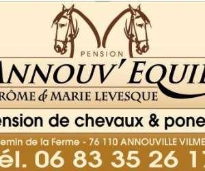 Annouvequid  -  pension pour  chevaux