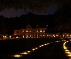 Chateau du taillis  - visite aux lumières