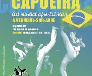Capoeira verneuil sur avre