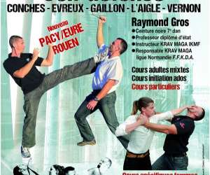 Le club krav maga normandie