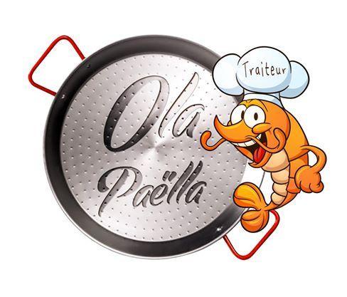 Dessin Paella traiteur paella géante ola paella traiteur à rouen 76100 - téléphone