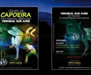 Capoeira biriba brasil - verneuil sur avre
