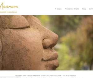 Maenam  salon massages thaïlandais