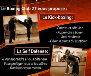 Boxing club 27