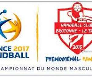 Handball club brotonne - le trait