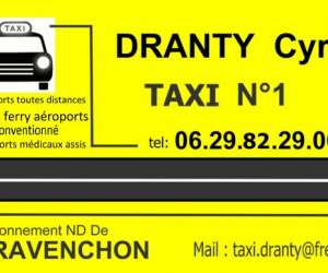 Taxi dranty cyril