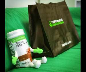 Nutrifun membre independant herbalife nutrition