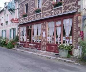 Restaurant ancien hôtel baudy - giverny